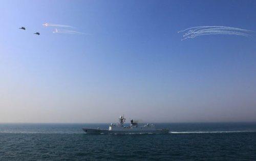 中俄6月在日本海举行最大规模军演 将震撼美日