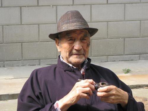 网友专稿:97岁老兵抗战回忆之抗战感言