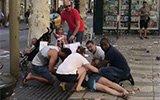 西班牙巴塞罗那汽车撞人致13死百人伤