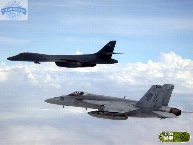 解析:美两款战略武器逼近亚太 半岛恐陷危局