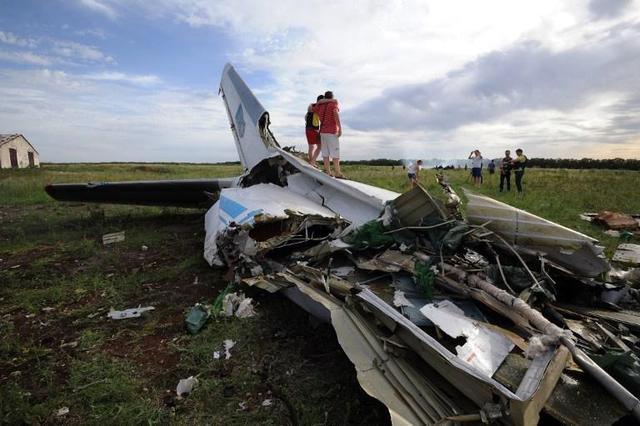 究竟是谁击落了马航客机?