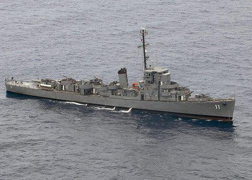 菲律宾派2艘战舰和1架反潜机前往黄岩岛海域