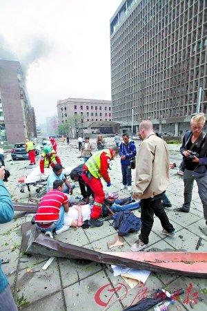 基地组织新领导人扎瓦赫里曾号召袭击挪威