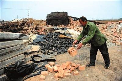 河北阜城40余家明胶作坊被强拆