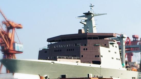美国海军终于承认:中国海军补齐了最致命的短板