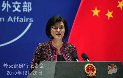 外交部就美国将加派航母赴东亚海域报道答问