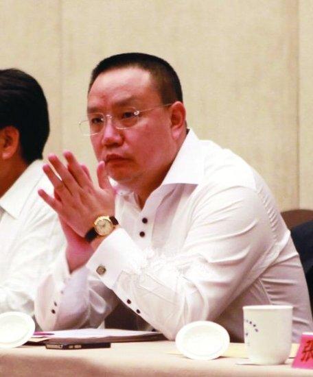富商吴兵被指通吃政商两道 能安排与省领导见面