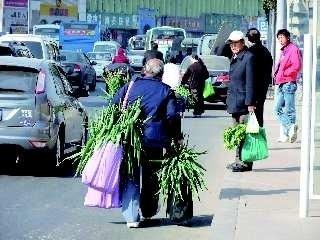"""""""最后一公里""""推高菜价 淘菜拼菜种菜一族悄然出现"""
