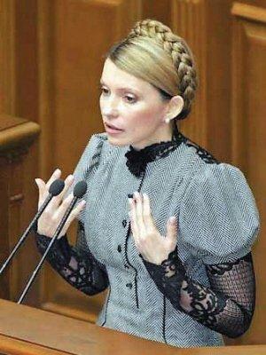 乌克兰前总理季莫申科因滥用职权被判7年监禁