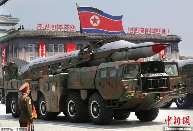 """朝鲜射弹后狠批在韩部署""""萨德"""":朴槿惠""""亲美卖国"""""""