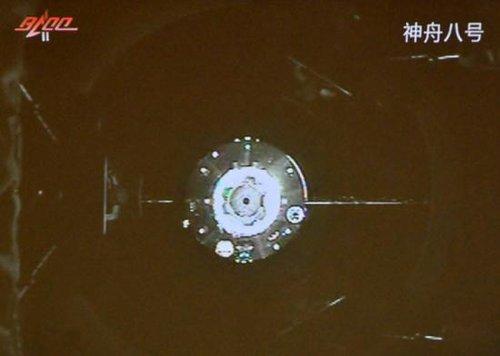 中国已建成一套空间对接机构设计生产试验体系