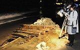 日本海岸频现朝鲜幽灵船 许多船上只剩骷髅