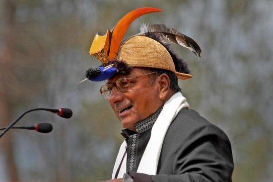 印度防长回应中方反对其访藏南:有权视察领土