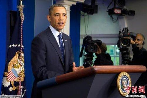 美国截获寄给奥巴马邮件 内含致命蓖麻毒素