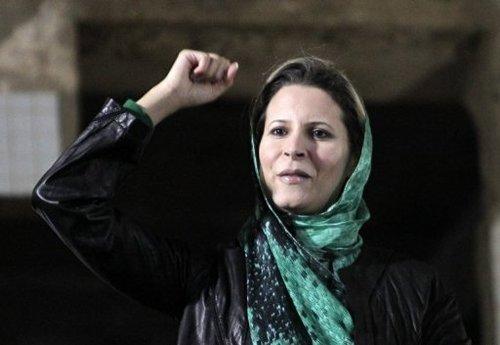 卡扎菲之女欲提供赛义夫信息 遭国际刑事法院拒绝