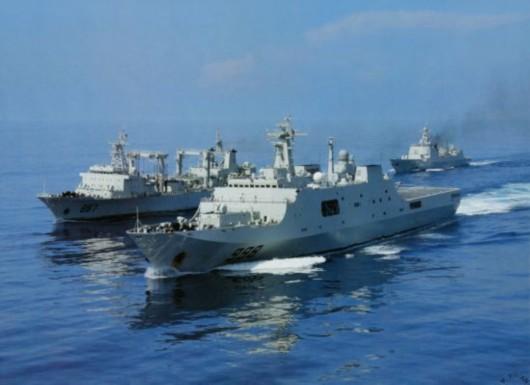 外国智库:南海战火一直未点燃主要因中国克制