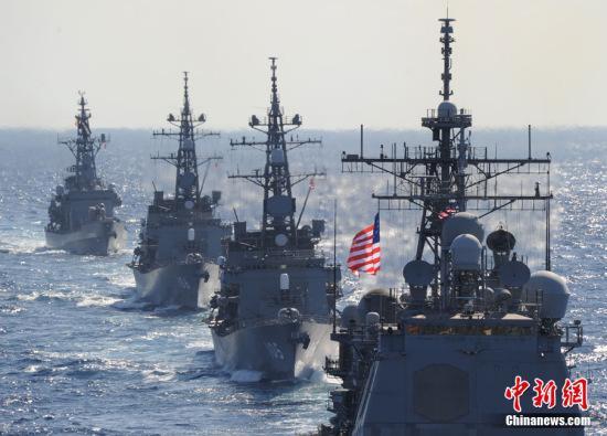日本高官称中日开战难说谁取胜 不承认中国南海岛礁