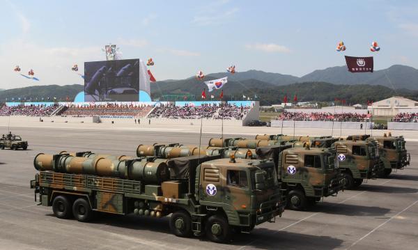 韩军方研发超音速反舰导弹 拟2020年左右实战部署