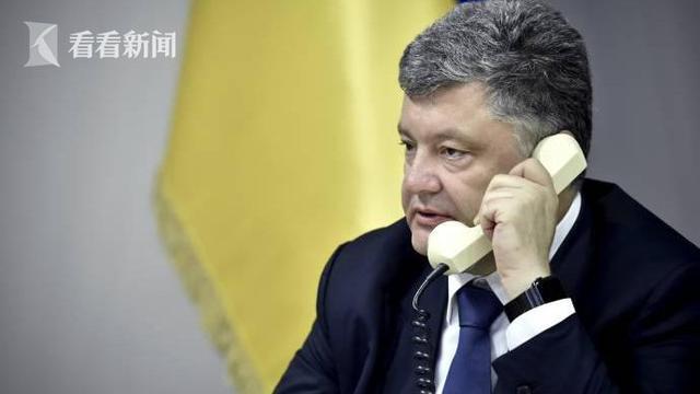 乌克兰总统惨遭俄特工戏耍 和冒牌总统煲起电话粥