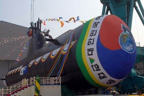 澳媒:中国崛起导致周边国家掀潜艇建造竞赛