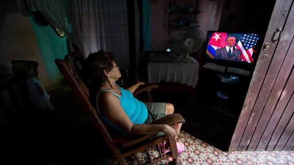 美国古巴建交17个月 八成古巴民众无感
