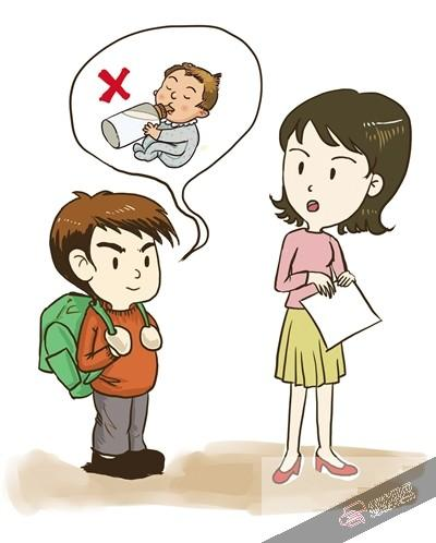小学生写作文劝别生二胎:妈妈有我一个顶两个