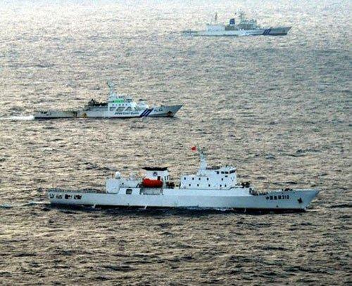 专家:中国海军不是无力收回钓鱼岛 是在等机会