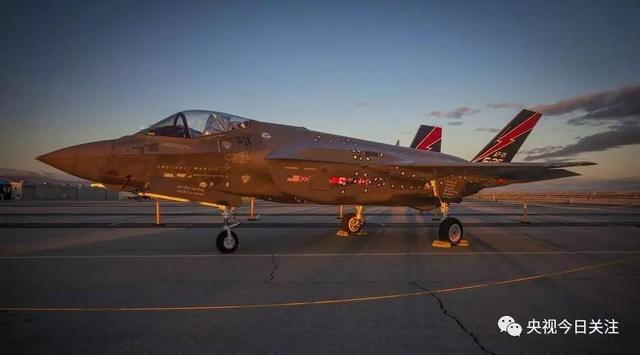 美军一月出5次事故 致55架F-35战机停飞