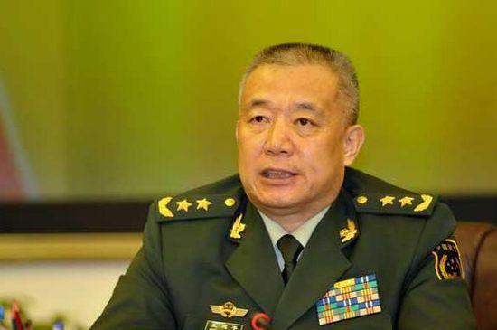原副总参谋长王建平上将目前已调任中央军委联合参谋部副参谋长。