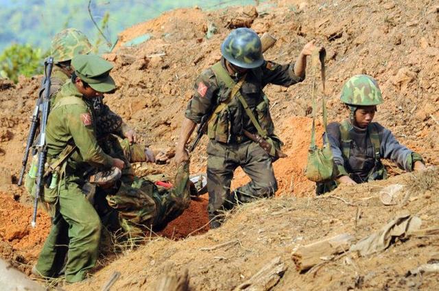 缅北战事持续70多小时 媒体称战事扩大已成定局