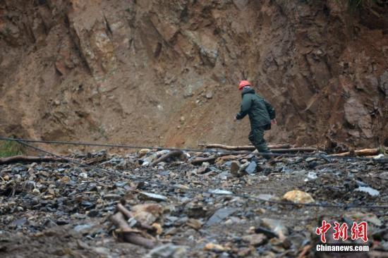 四川云南洪涝灾害持续 已致14人遇难9人失踪