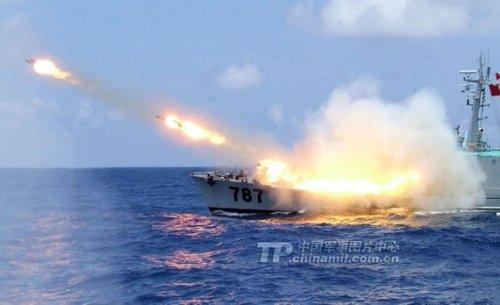 多国专家:南海局势可能出现小规模冲突(图)