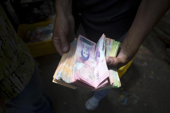 印钱的纸都缺,委内瑞拉欠中国650亿美元拿啥还