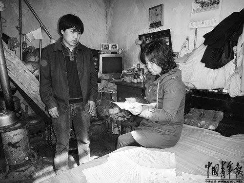 女子蹲冤狱10年改判仍被关20个月 丈夫上访被劳教