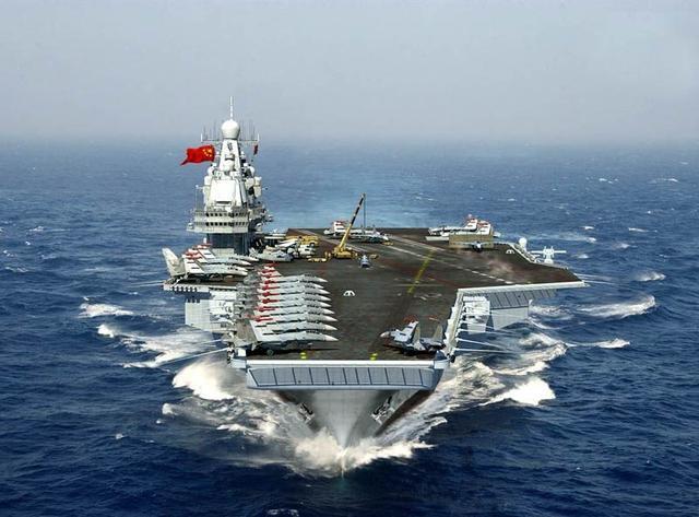 这种船都快有了 我国核航母还会远么?