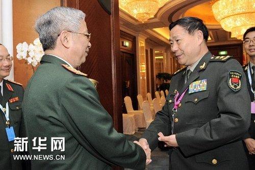 香格里拉对话中国军人直率表达让西方很诧异
