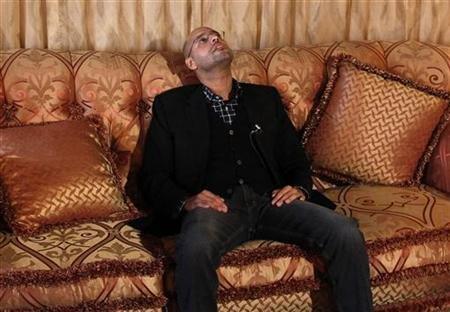 卡扎菲次子赛义夫急寻外援飞往军事法庭投降