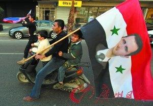专家称叙利亚危机演变为阿拉伯内部宗派之争