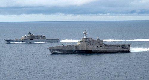 全面解析美军濒海战略:控制地方黄金海岸线(图)