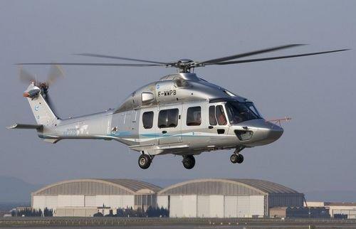 中国直升机第4代旋翼获重大进展