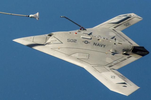 跳过五代机 欧洲下一代战机将直接无人化