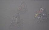 多地空气重度污染 中央气象台发布大雾黄色预警