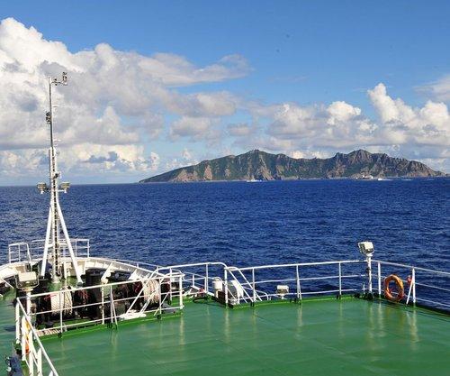 """日本20余家网站名被改为""""钓鱼岛是中国的"""""""