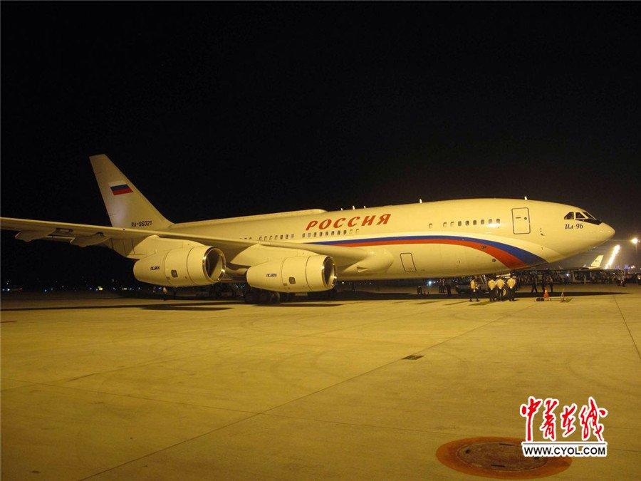 G20杭州峰会专机停在哪儿过夜? - 海阔山遥 - .