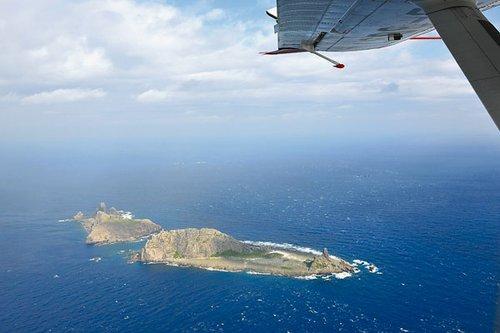 日媒称中国飞机飞近钓鱼岛空域 日本战机拦截