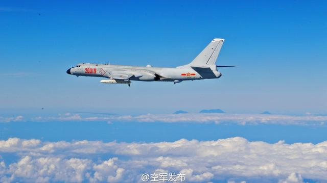 中国空军加强远海训练提升战略能力