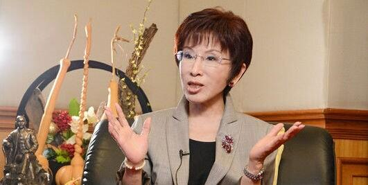 洪秀柱11月率团来京 系任国民党主席后首次访问大陆