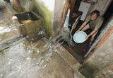 南昌部分城区内涝严重