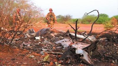 阿尔及利亚客机残骸被发现 恶劣天气或致坠毁