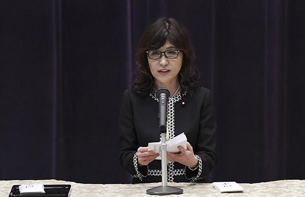 日本女防长首访美,称将加强在南海行动参与